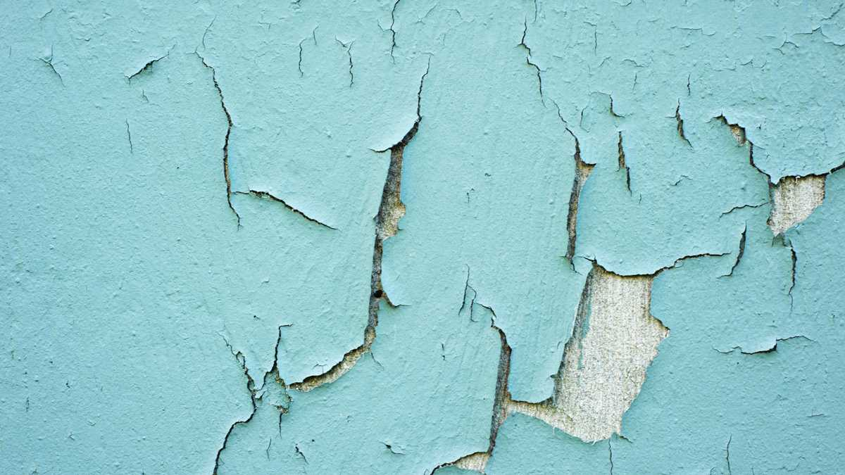 Lead Based Paint : Warning Signs, Concerns, and Precautions