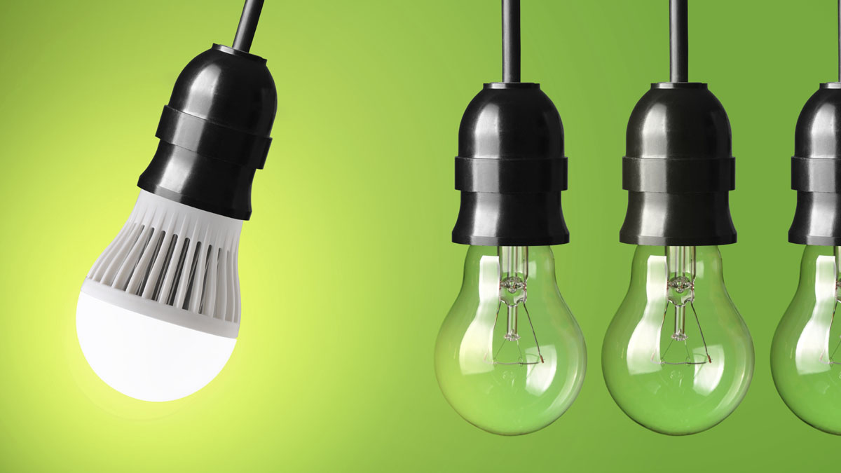 Saving Money and More With LED Light Bulbs