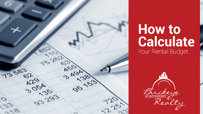 How to Calculate Your Rental Budget