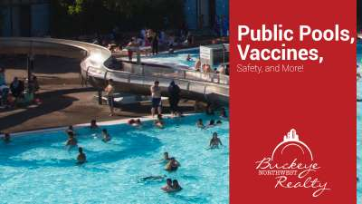 Public Pools, Vaccines, Safety and More