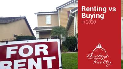 Renting vs Buying a Home in 2020