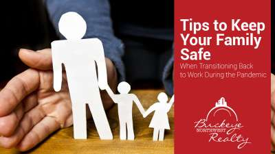Tips to Keep Your Family Safe When Transitioning Back to Work