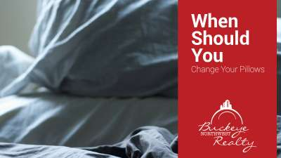 When Should You Change Your Pillows?