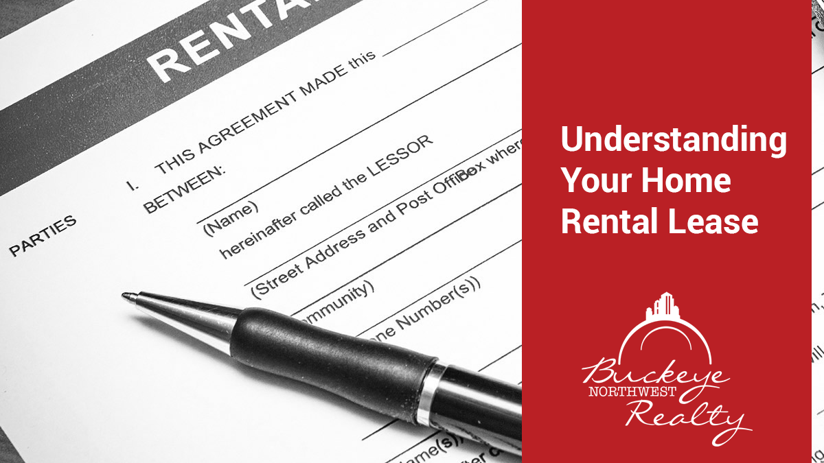 Understanding Your Home Rental Lease